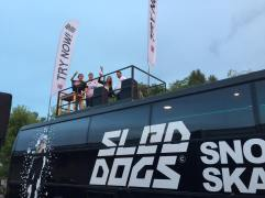 Sled Dogs Bus Debrecen 2017